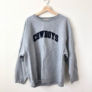 Dallas Cowboys Gray Sweatshirt